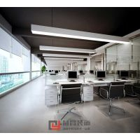 南昌现代风格办公室案例