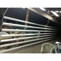 欧佰天花(OUBUYS)白色铝方管订制,60*60口字形铝方管。