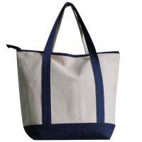 厂家供应广州帆布袋定做 手提帆布袋定制批发 广州购物袋供应商
