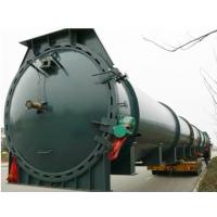 大型压力容器蒸压釜 广泛用于其它需压力蒸养生产工艺过程的生产