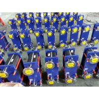 上海将星 的板式换热器哪里有供应 阿法拉伐板式换热器型号厂家 污水处理专用热交换器