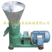 小型家用燃料颗粒机 轴连草粉饲料颗粒机 瑞诚养殖机械