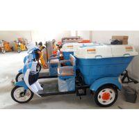 天津环卫电动三轮车 加工定制保洁三轮车 厂家供应