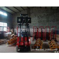 供应2吨1.8米四轮座驾式电动升降叉车 车胎式三向堆垛车 侧面叉车