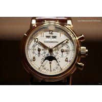 瑞士品牌手表多功能系列计时表男表皮带腕表