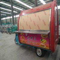 淄博哪里有供应优质的电动三轮小吃车 电动三轮小吃车加工定制