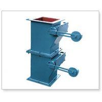 霍尼韦尔电动双层重锤翻板阀电动卸灰阀沧州中能经验丰富行业领先
