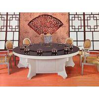 福州大理石餐桌椅|如何选购好的大理石餐桌椅