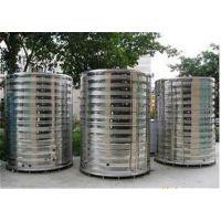 郑州不锈钢水箱、泉之源不锈钢水箱质量可靠、圆柱型不锈钢水箱