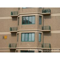 生产社区阳台护栏 空调围栏 房地产阳台围栏 锌钢隔离防护栏