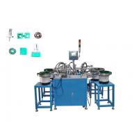 德立信自动化、全自动组装、测试、铆刷子、双联097电位器