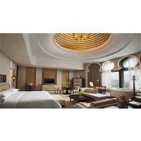 喜来登酒店落户清远狮子湖,室内GRG装饰材料极具奢华与魅力