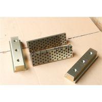 嘉善厂家定做压铸模具L型耐磨块JSL T型压条铜加石墨模具标准配件