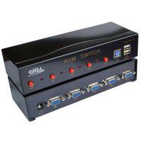VGA加USB切换器8进1出