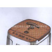 提供蒸汽熏蒸机外观设计、结构设计、工业设计、产品创意设计
