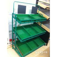 天津货架厂家生产蔬菜水果货架 木制斗柜定制 天津超市货架饮料货架定制厂