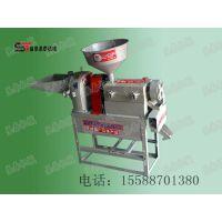 自动小型碾米机