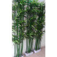 高级仿真植物 人造佛肚竹仿真罗汉竹迷你竹仿真绿植艺术品仿真品