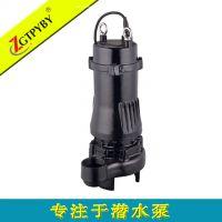 WQ污水潜水电泵 5.5kw2寸安装耦合固定式 原理售后安装咨询 热销
