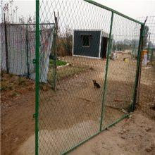 厂家销售菱形圈地防护网 圈玉米钢板网 防锈漆钢板网现货
