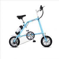 韩版E锂电自行车 折叠锂电车 厂家直销电动自行车 折叠电动车