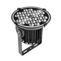 LED投光灯100W 小角度圆形塔吊灯CREE投光灯 投射灯 LED工矿灯厂房灯