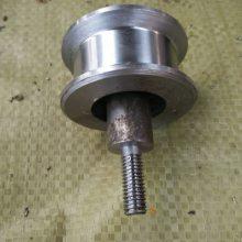 乾胜牌槽轮 机械轮 机械轮加工 订做U型轮价格