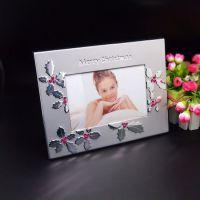 多来美厂家供金属色高档礼品相框 促销赠品相框 尺寸可定做 可丝印