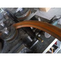 供应兴益牌生产大棚弯管机设备