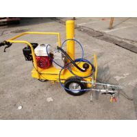 冷喷道路划线机 手推式冷喷划线机 发货快费用低