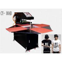 出厂价直销全自动四工位热转印机 多功能热转印机 全自动热转机