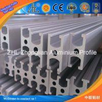 供应铝型材50cm燕尾型材 工业铝型材深加工精锯精切 国标氧化磨砂