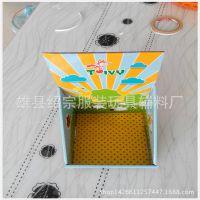 厂家供应瓦楞纸盒玩具展示盒定做