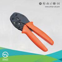 厂家直销端子压线钳FSC-156B  压接非绝缘开放式插塞型接头