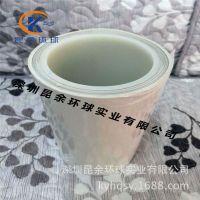 KECR8510厂家批发无胶静电玻璃保护膜 自带底纸全透明静电保护膜