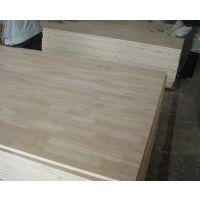 指接橡胶木贴面细木工板(贴面多层板 贴面密度板)