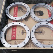 兰州DN450碳钢板式平焊法兰安装尺寸|石油管道高压带径法兰制作图集|不锈钢凹凸面对焊法兰