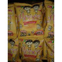 菲律宾WL威廉 爱可可玉米片 牛奶/巧克力 一箱10斤