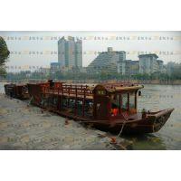 供应竹泓木船/欧式船/ 乌蓬船/观光船/景观乌篷船/旅游船/电动船