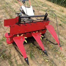 小型农业机械跟随式大豆割晒机 小型割嗮机 宏兴机械
