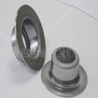 托辊配件 冲压轴承座 产地货源 钢