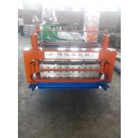 840/900双层压瓦机彩钢瓦成型设备河北压瓦机厂家供应