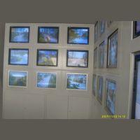 【钣金机柜】视频监控系统 监控电视墙操作  大山制造监控设备