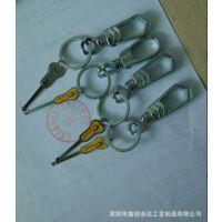 批发厂家挖耳勺钥匙挂件供应 深圳挖耳勺钥匙扣生产制作厂家