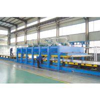 玻璃纤维增强塑料保温板层压机设备生产厂青岛国森机械