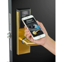 江西酒店智能门锁,2015年的微信开门酒店锁
