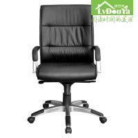 【绿豆芽】皮质电脑椅/老板椅/大班椅/办公椅/转椅/厂家直销