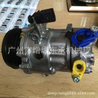 厂家直销 特价全新大众波罗Polo冷气泵制冷,活塞式压缩机