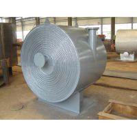 碳钢螺旋板换热器质量合格,设备安装一次达标,符合国家标准 螺旋板换热器放心使用