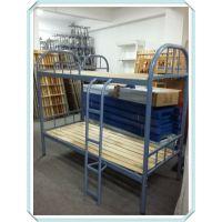 合肥上下铺床厂家现货供应铁架床,上下高低床,折叠床,实木床包送包装